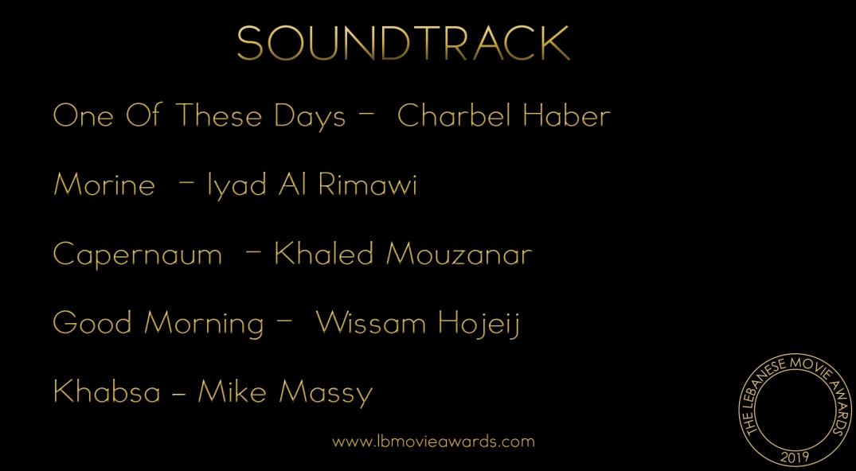Best Soundtrack